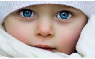 Какие глаза будут у ребёнка: таблица вероятности и научные предположения