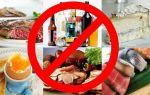Диета при геморрое, запорах, обострении: разрешённые и запрещённые продукты, меню на неделю