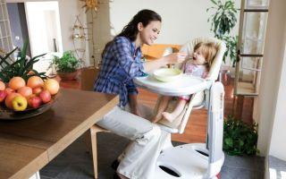 Какой стульчик для кормления выбрать ребенку — секреты и полезные советы при покупке