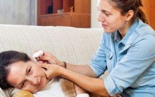 Почему возникает ушное кровотечение, первая помощь и методы лечения