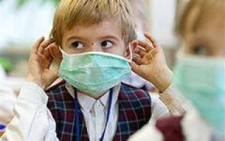 Грипп у детей: как проявляется, методы лечения и профилактики, возможные осложнения