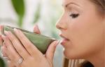 Можно ли пить зелёный чай при беременности: польза или вред популярного напитка