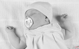 Детский сон: основные правила для родителей