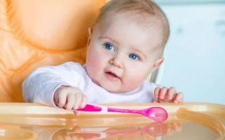 Когда приучать ребенка к ложке: практические советы и небольшие хитрости
