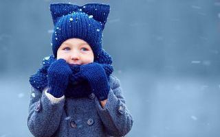 Как выбрать зимнюю шапку ребёнку, чтобы было и удобно, и практично?