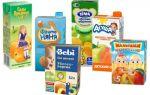Какие соки и когда можно давать ребенку — польза фруктов и овощей в жидком виде