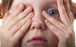 Ребёнок часто моргает глазами: признаки патологии и рекомендации при лечении