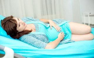 Отслойка плаценты на ранних и поздних сроках беременности: симптоматика и врачебные действия
