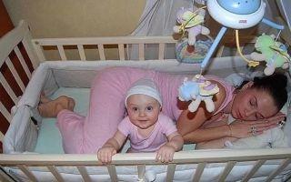 Почему ребенок часто просыпается: причины плохого сна в разном возрасте