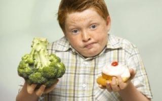 Питание детей при ожирении: разрешенные и запрещенные продукты, правила питания, важные рекомендации