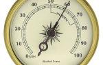 Как определить влажность в комнате: проверенные методы, полезные советы