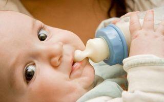 Почему возникает непереносимость лактозы у грудных детей и как ее лечить?