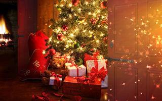 Веселые новогодние игры для Деда Мороза и Снегурочки с детьми и взрослыми