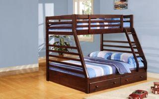 Как выбрать двухъярусную кровать для ребенка — важные советы