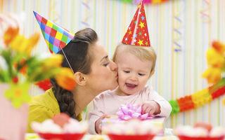 Сценарий на 1 годик мальчику и девочке: как интересно отметить первый праздник?
