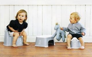 Ребенок не хочет ходить на горшок: советы молодым родителям и мнение педиатров