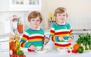 Особенности питания ребенка 3-6 лет – основные принципы составления меню с учетом потребностей малыша