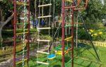 Игровой комплекс для детей на дачу: оригинальные идеи и рекомендации по организации детской площадки