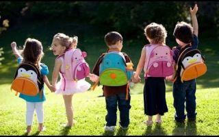 Собираем ребенка в детский сад — список необходимых вещей и диспансеризация перед поступлением