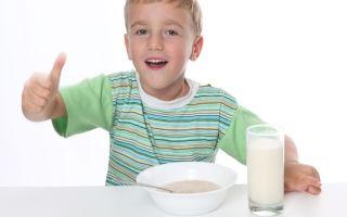 Правильное питание при дисбактериозе кишечника у детей — основы диеты при заболевании в разном возрасте