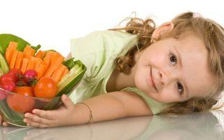 Особенности питания детей 6-7 лет: примерное меню и рецепты для правильного развития
