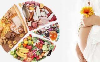 Правильное питание во время беременности: на что сделать упор?
