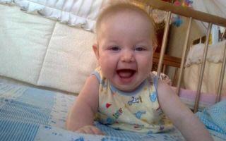 Развитие ребенка 4 месяца: социальные и речевые навыки, физическиепоказатели