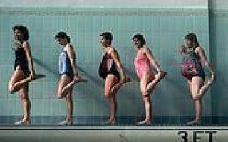 Аквааэробика для беременных – основные правила занятий в воде, их польза и вред для организма