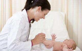 Проверяем позотонические рефлексы у ребенка: норма и отклонения от нее