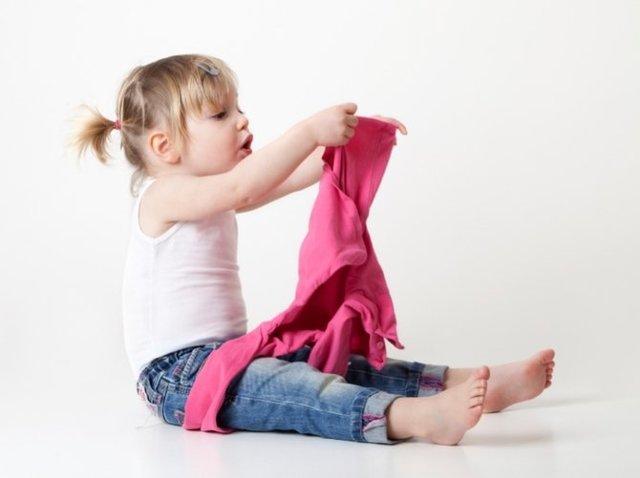 Развиваем самостоятельность у ребенка