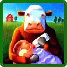 Аллергия на белок коровьего молока у грудничка