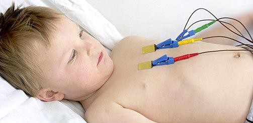 Диагностика врожденного порока сердца у детей