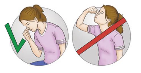 053a77c3b5c25a4cc9164e24a0855857 - Causes et traitement du sang nasal chez les enfants et les adultes