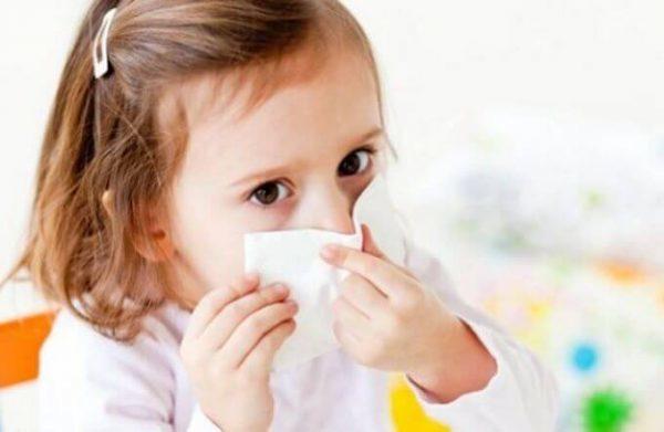 Почему падает температура тела у детей