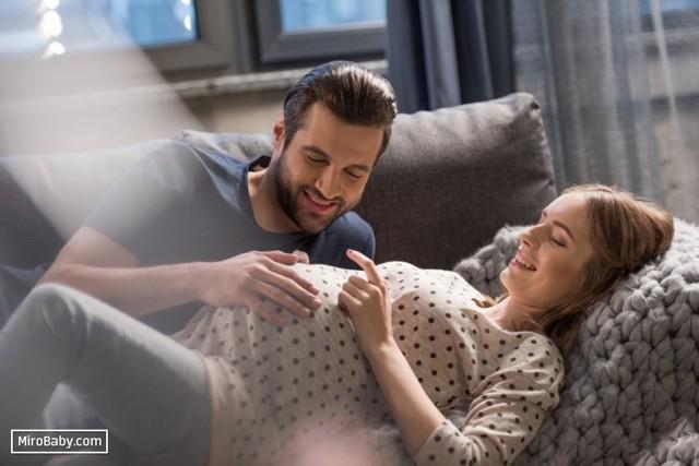 Ощущения ребенка во время беременности