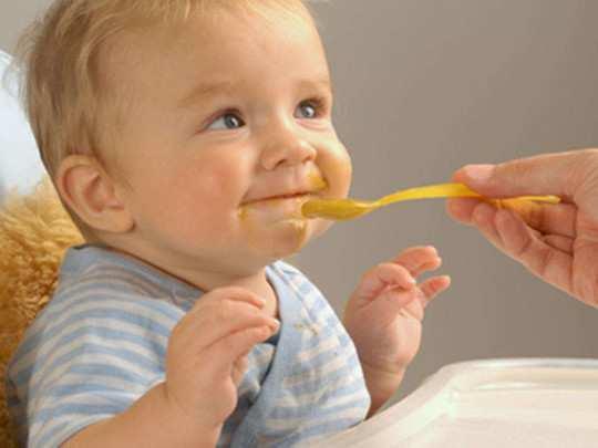 Когда переходить на смешанное питание?