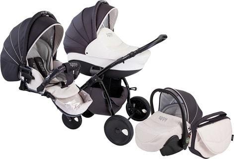 Люлька для новорождённого: особенности, рейтинги кроваток и колясок
