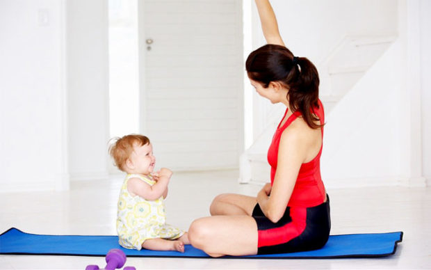 Лечебная гимнастика для детей