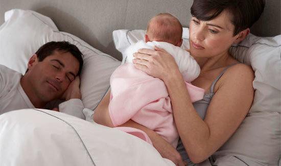 Кризис отношений после рождения ребенка