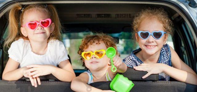 Как подготовиться к поездке с ребенком на машине