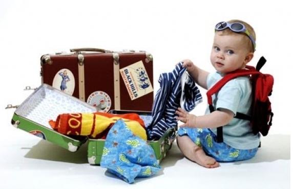 Чем занять ребенка в автобусе во время дальней поездки?