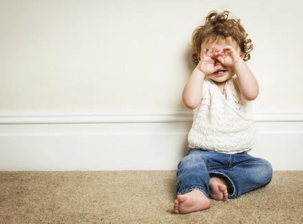 Стресс у детей – одолеваем вместе!