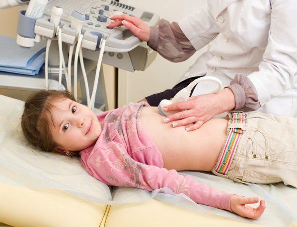 Расширение лоханок почек у ребенка
