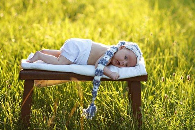 Закаливание новорожденных в первый месяц