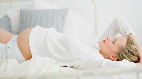 Бессонница во время беременности и как с ней бороться