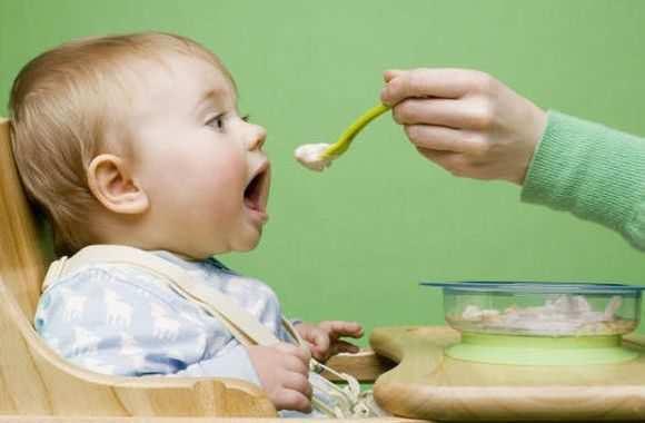 Какую кашу давать ребенку