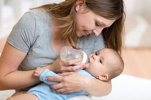 Частые срыгивания у детей