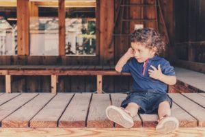 Как сказать ребенку о разводе?