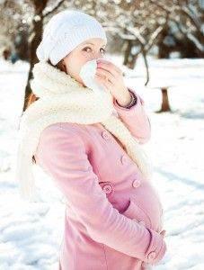 Профилактика гриппа во время беременности