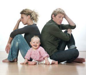 Встречи с ребенком после развода